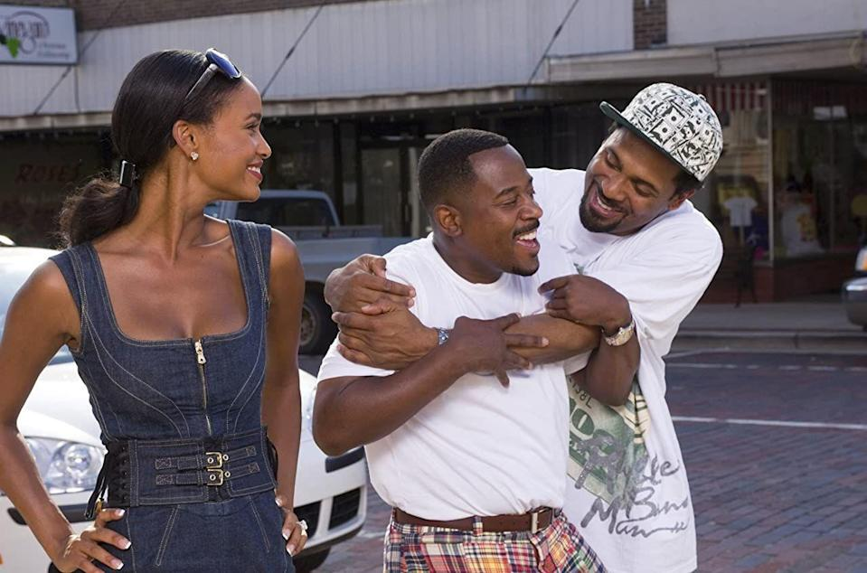 "<p><strong>Cast: </strong>Martin Lawrence, Cedric the Entertainer, Michael Clarke Duncan, Mike Epps, Mo'Nique, Nicole Ari Parker</p><p>A geeky kid turned successful radio host, Roscoe returns to his Southern hometown for his parents' anniversary with something to prove.</p><p><a class=""link rapid-noclick-resp"" href=""https://go.redirectingat.com?id=74968X1596630&url=https%3A%2F%2Fwww.hulu.com%2Fwatch%2Fb0070592-75a6-412c-b6c4-c2acc478be40&sref=https%3A%2F%2Fwww.oprahmag.com%2Fentertainment%2Ftv-movies%2Fg34125298%2Fblack-comedy-movies%2F"" rel=""nofollow noopener"" target=""_blank"" data-ylk=""slk:Watch Now"">Watch Now</a></p>"