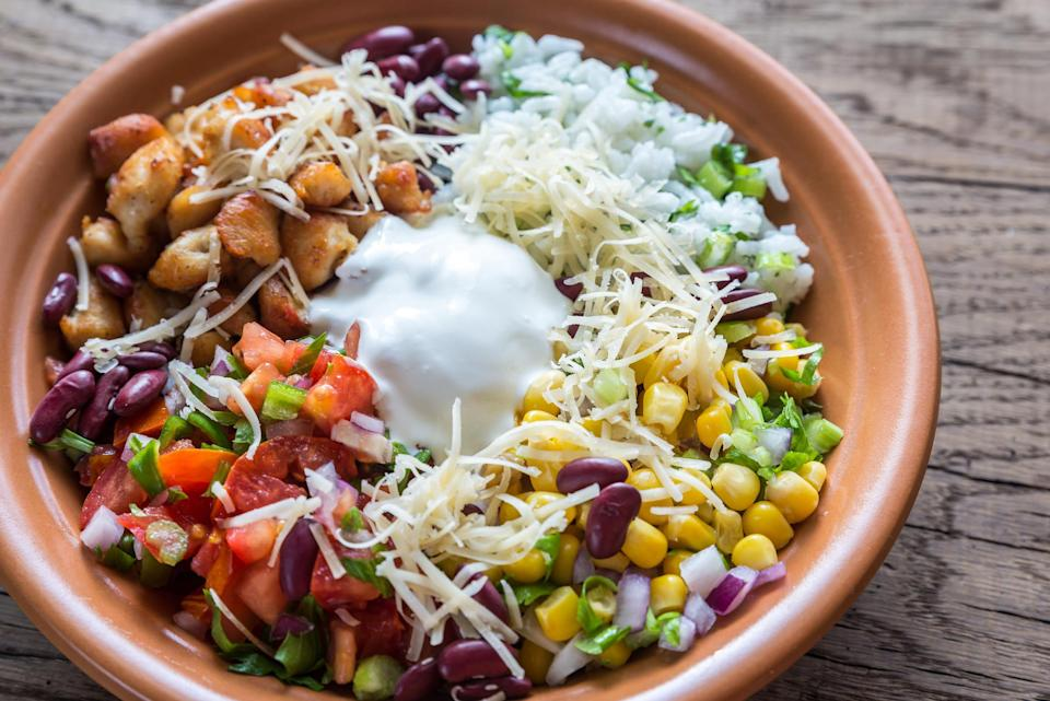 """<div><p>""""We do not have that option anywhere here. If you go to a burrito place, you will never find bowls.""""</p></div><span> Alexpro9500 / Getty Images/iStockphoto</span>"""