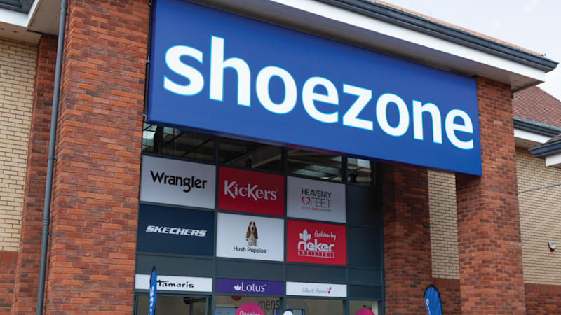 Shoe Zone calls for rate cuts to avoid high street closures as profits slide
