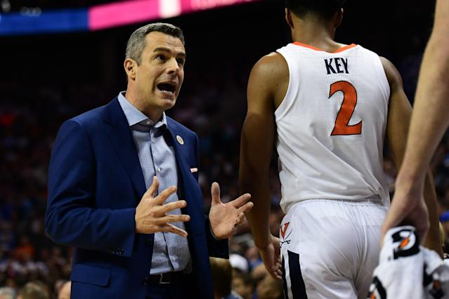 This was a loss Virginia could afford. (Photo by William Howard/Icon Sportswire via Getty Images)