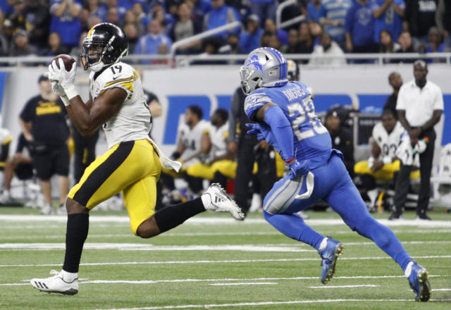 Juju Smith Schuster Rookie : This is my official rookie