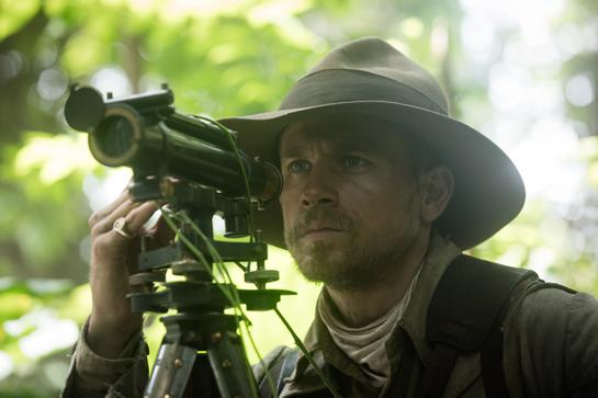"""<em><strong><h2>The Lost City of Z</h2></strong></em>Released April 21, 2017<br><br><strong>Based On: </strong> The historical nonfiction book by David Grann<br><br><strong>What It's About:</strong> An early-20th-century British explorer ventures into the Amazon to find a mythical civilization — and is never seen again. <br><br><strong>Starring: </strong>Tom Holland, Charlie Hunnam, Robert Pattinson, Sienna Miller<span class=""""copyright"""">Photo: Courtesy of Amazon Studios/Bleecker Street. </span>"""