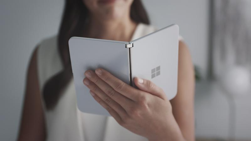 Here's a closer look at the specs for the Surface Duo
