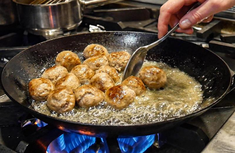 How to make $29 Michelin Star meatballs