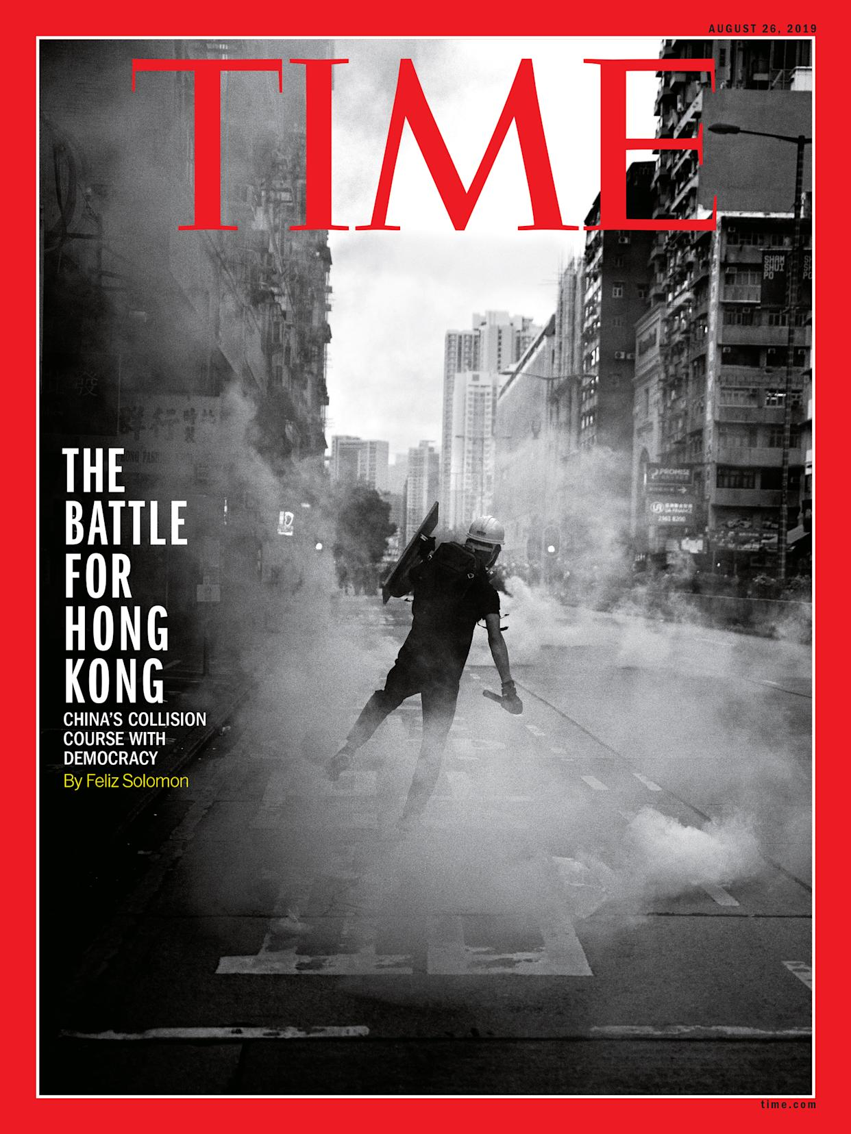 Photograph by Adam Ferguson for TIME