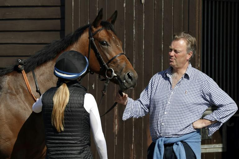 Baker runs Robins Farm stables