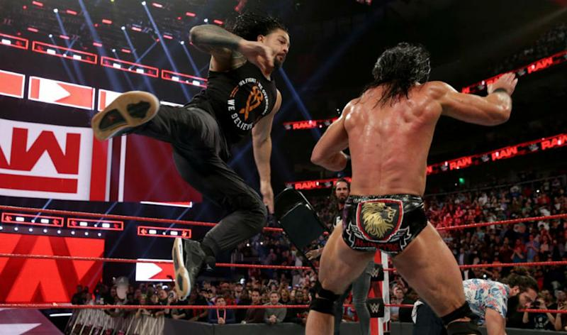 Revealed: Roman Reigns' comeback match at WWE Fastlane 2019