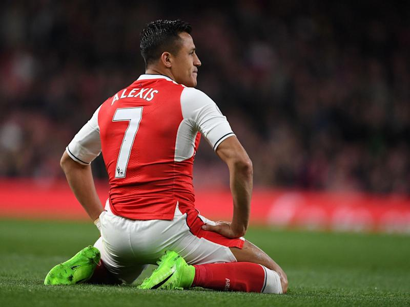 Sanchez will be out of contract in summer 2018: Getty