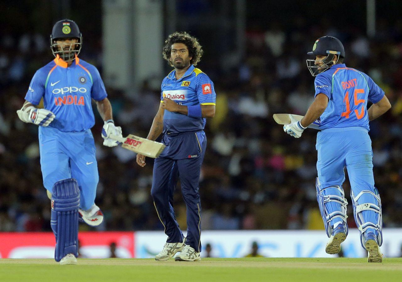 <p><strong>4.</strong> Dhawan enjoys a great record against Sri Lanka in ODIs — his tally being 757 in ten matches at an average of 84.11, including three hundreds and four fifties. His average is the highest by any batsman in ODIs involving India and Sri Lanka (minimum ten innings).<br /><strong>5.</strong> Shikhar Dhawan has got his first Man-of-the-Match award vs Sri Lanka — his sixth in ODIs </p>
