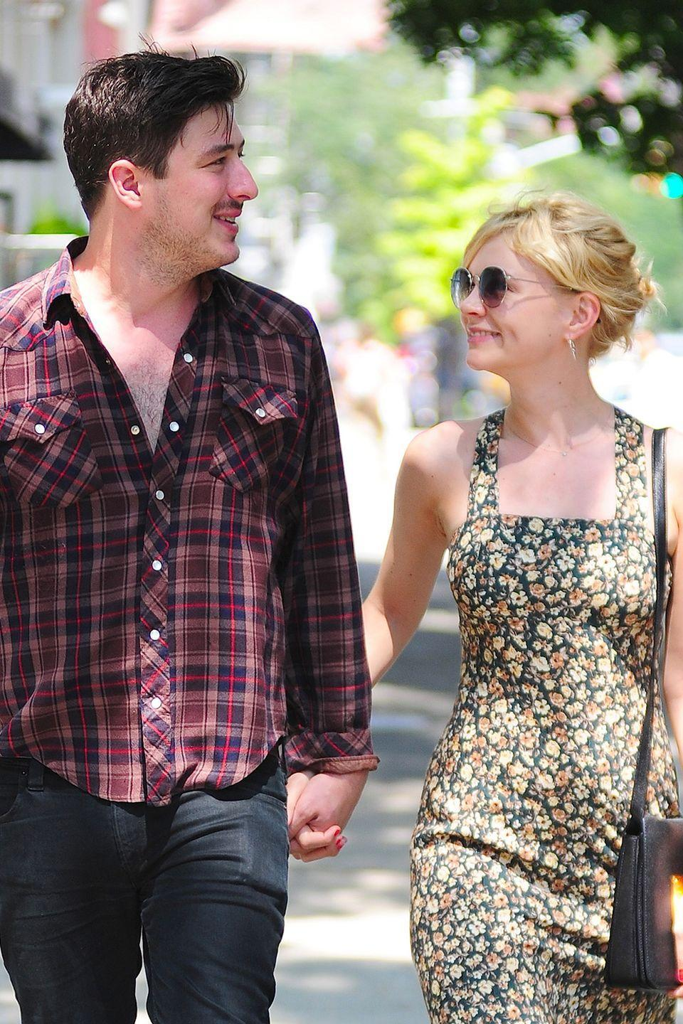"<p>The actress moved on from Shia LaBeouf to the Mumford and Sons frontman, getting engaged after about six months of dating, per <a class=""link rapid-noclick-resp"" href=""https://www.hollywoodreporter.com/news/carey-mulligan-marcus-mumford-engaged-219460"" rel=""nofollow noopener"" target=""_blank"" data-ylk=""slk:The Hollywood Reporter""><em>The Hollywood Reporter</em></a>. They were married in 2012, have two kids and are still together.</p>"