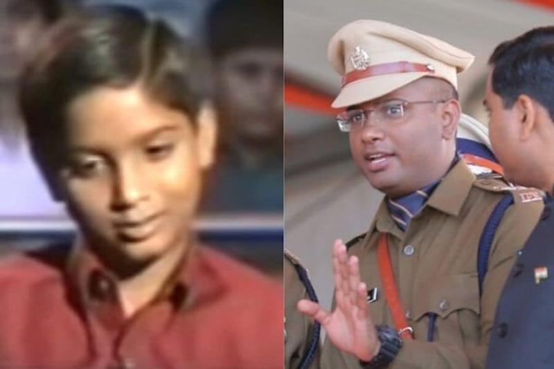 Ravi Mohan Saini, Who Won 1 Crore in KBC Junior at 14, is Now the SP of Porbandar