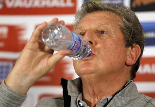 Hodgson back in World Cup dugout after 20 years