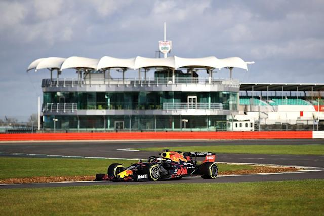 """Max Verstappen, Red Bull Racing RB16 <span class=""""copyright"""">Red Bull Content Pool</span>"""