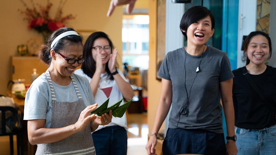 Filmmaker Ng Yiqin used food as a way to frame the stories she wanted to tell. (Photo: Viddsee)