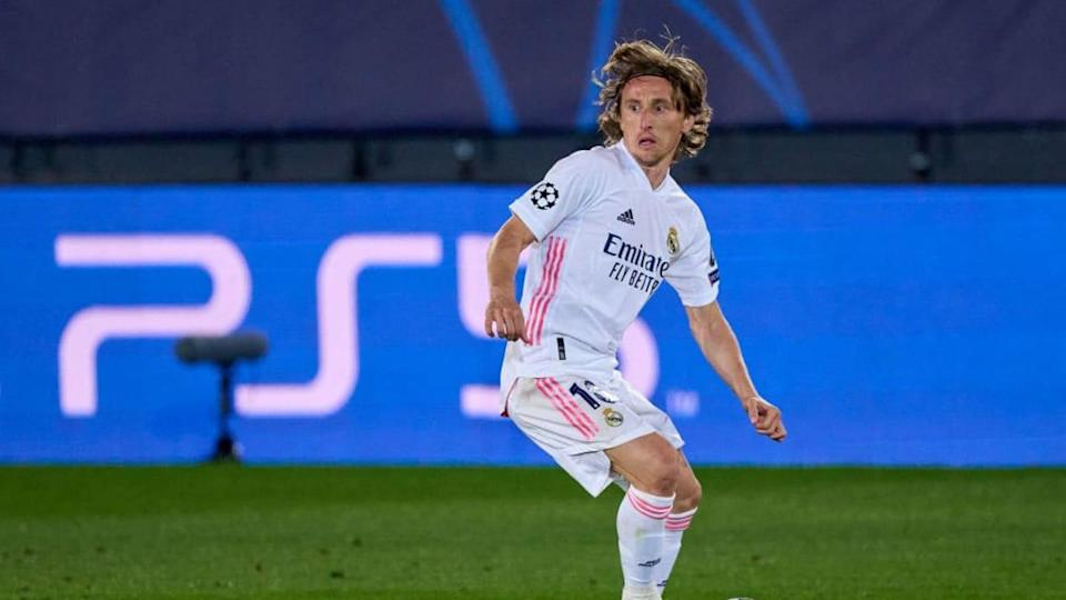 Luka Modric, Real Madrid | Quality Sport Images/Getty Images