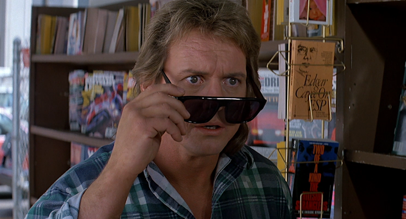 Roddy Piper in 'They Live' (Credit: Studiocanal)