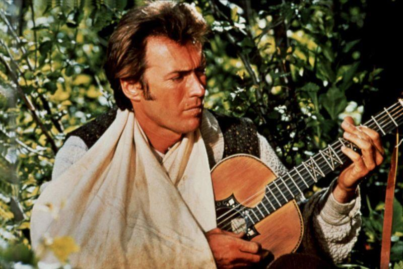 Clint Eastwood in 'Paint Your Wagon' - Credit: Paramount