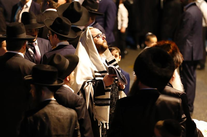 Israel's ultra-Orthodox campaign vigorously for observance of the Sabbath nationwide even around largely secular Tel Aviv where this year's Eurovision song contest is being held