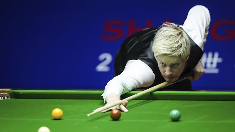 Neil Robertson is the latest Australian sports star to donate to the Bushfire crisis