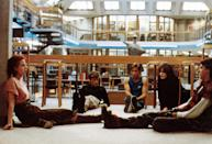 """<p>A jock, a brain, a princess, a basket case, and a criminal all end up in Saturday detention together where highly quotable hilarity and (still) highly relatable anxiety ensues. As Emilio Estevez's Andrew says: """"We're all pretty bizarre. Some of us are just better at hiding it, that's all."""" The movie starred various members of the Brat Pack—Estevez, Molly Ringwald, Judd Nelson, Ally Sheedy, Anthony Michael Hall—and absolutely holds up to this day.</p> <p><em>Available to rent on</em> <a href=""""https://www.amazon.com/gp/video/detail/B001BR5NN0/ref=atv_dl_rdr"""" rel=""""nofollow noopener"""" target=""""_blank"""" data-ylk=""""slk:Amazon Prime Video"""" class=""""link rapid-noclick-resp""""><em>Amazon Prime Video</em></a>.</p>"""