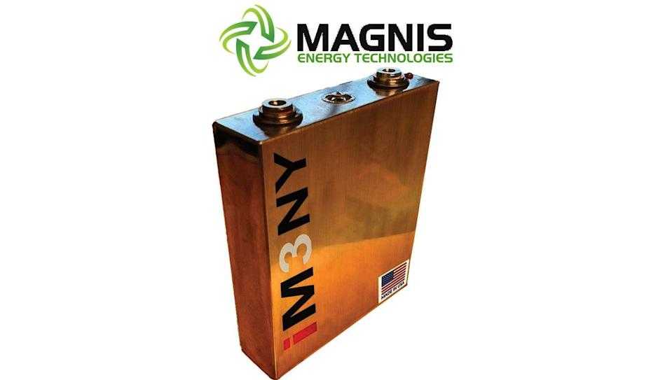 Magnis Energy Technologies Limited