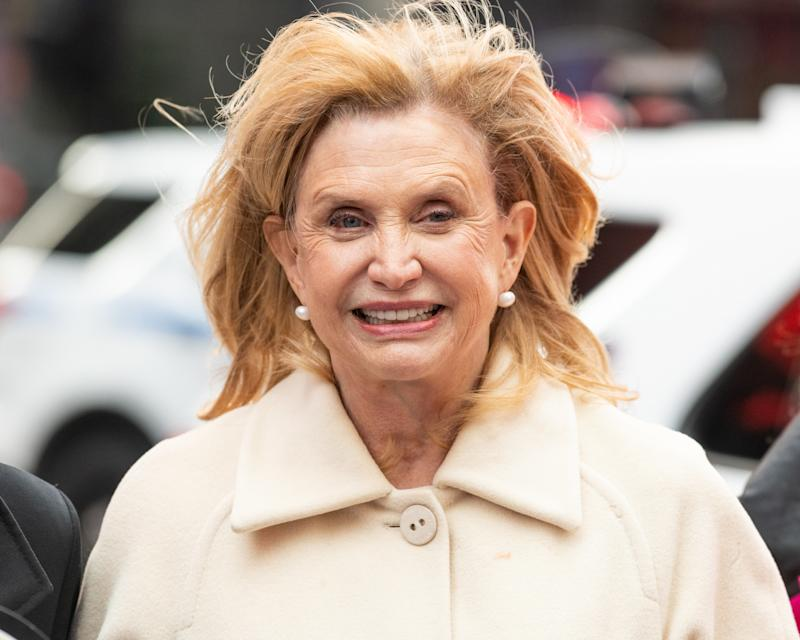 Rep. Carolyn Maloney (D-N.Y.) said she supports Ocasio-Cortez's proposal.  (SOPA Images via Getty Images)