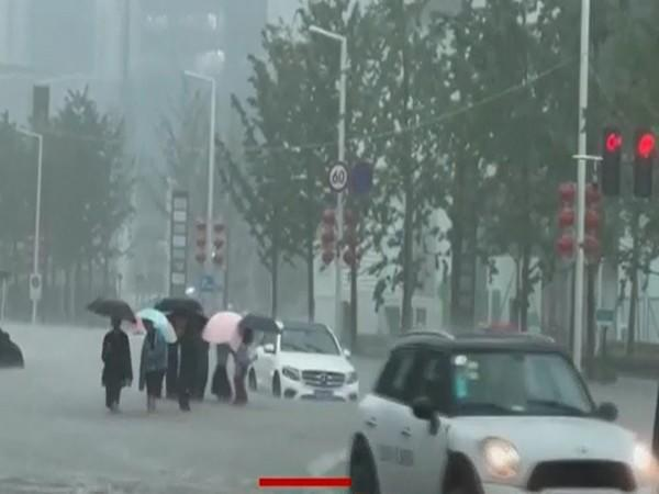 Deadly floods sweep central China (Photo Credit - CNN)
