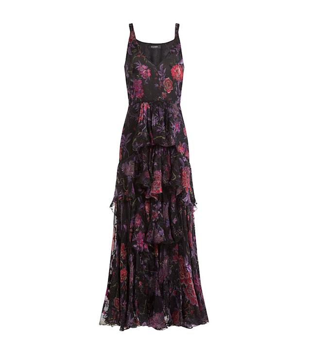 "<p>Etro Silk Floral Print Tiered Dress, $1,009, <a href=""https://www.stylebop.com/en-us/women/silk-floral-print-tiered-dress-257221.html?group%5B0%5D=women&q=floral+dress"" rel=""nofollow noopener"" target=""_blank"" data-ylk=""slk:stylebop.com."" class=""link rapid-noclick-resp"">stylebop.com.</a> </p>"