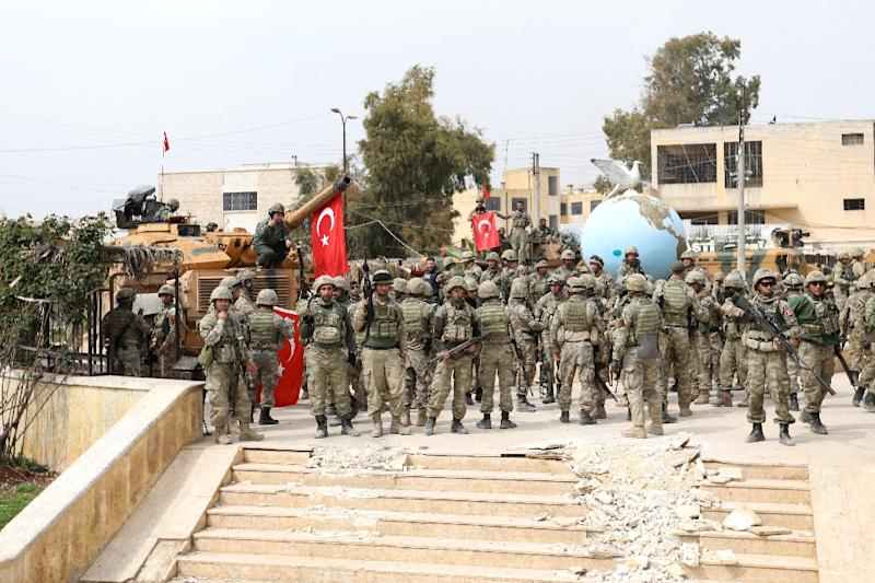 The mandate, which allows military action in Turkey's two southern neighbours against IS extremists and other groups deemed to be terror organizations, was first approved in October 2014 and has been renewed every year since