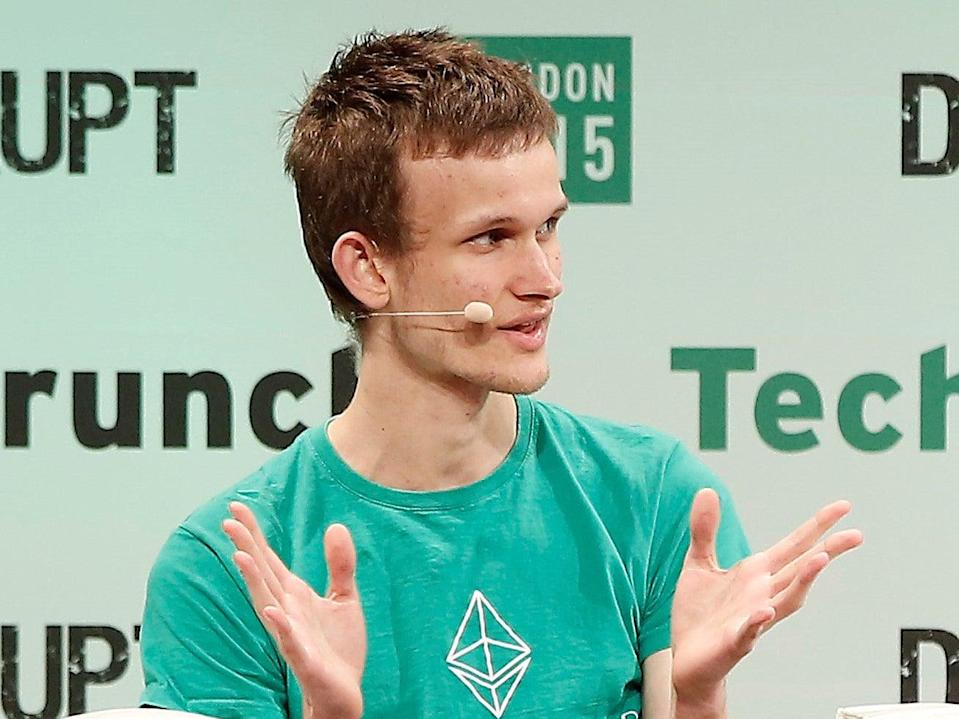 Ethereum co-founder Vitalik Buterin said Elon Musk's plans for scaling crypto were 'fundamentally flawed'  (Getty Images)