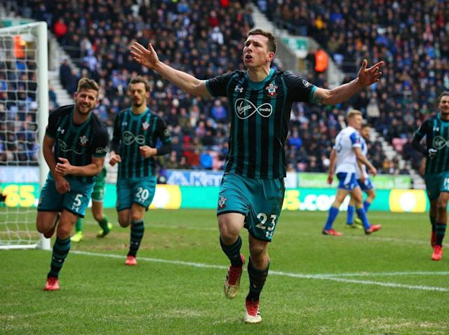 Southampton end Wigan's fairytale FA Cup run to book place in semi-finals