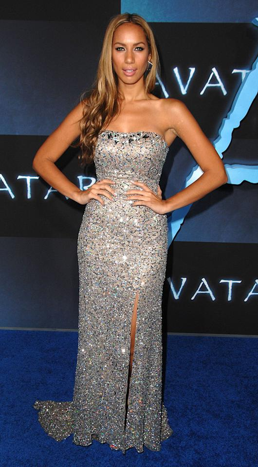 """<a href=""""http://movies.yahoo.com/movie/contributor/1810129327"""">Leona Lewis</a> at the Los Angeles premiere of <a href=""""http://movies.yahoo.com/movie/1809804784/info"""">Avatar</a> - 12/16/2009"""