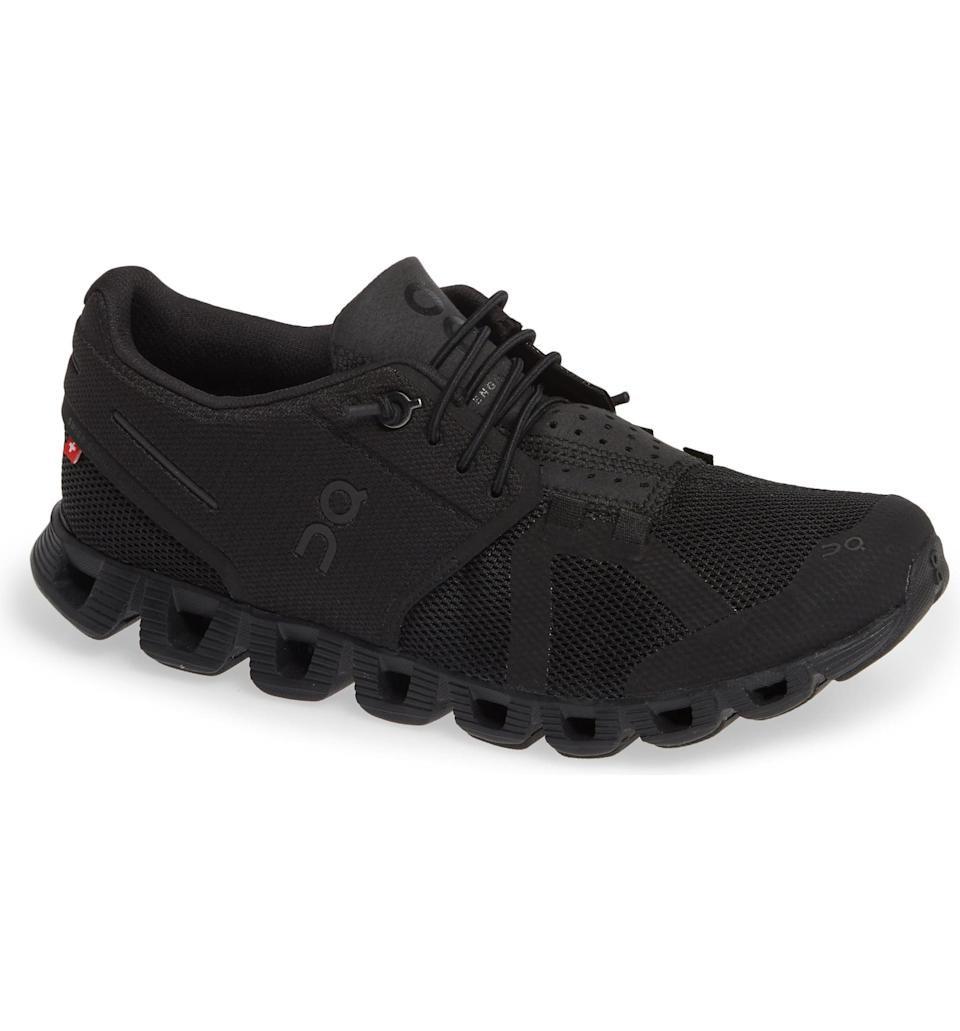 <p>The <span>On Running Cloud Running Shoes</span> ($130) have earned themselves a cult following recently. Everyone who tries them loves them. They provide a smooth, natural ride you'll be comfortable in all day long.</p>