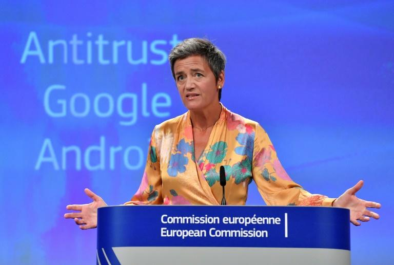 """US President Donald Trump has reportedly dubbed Vestager the """"tax lady"""" who """"hates the US"""" after she took on a string of Silicon Valley giants"""