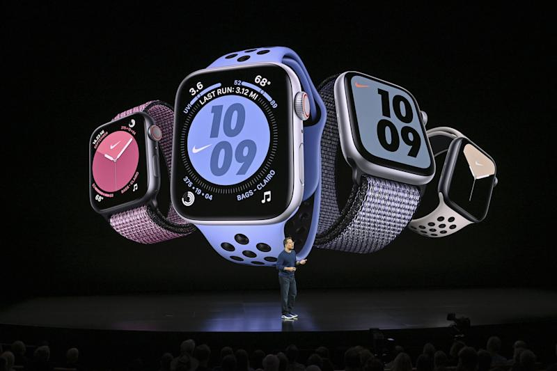 Apple Announces Watch Series 5; Features Always-On Retina Display