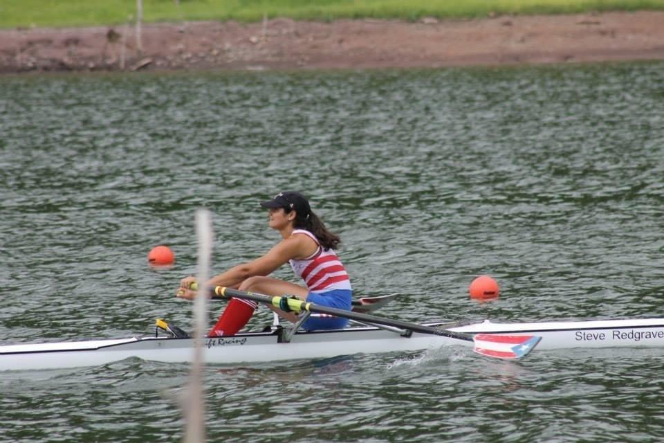 Victoria Toro Arana will be the first rower to represent Puerto Rico at the Olympics in 33 years.