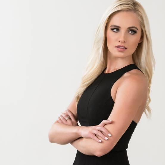 Tomi Lahren has become a popular conservative host on TheBlaze. (Facebook/TomiLahren)
