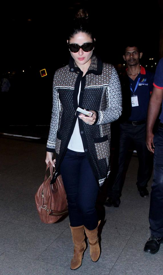 <p>2. Kapoor joined Mumbai's Mithibai College to pursue a degree in commerce. She discontinued this course and switched to law. In between, she also enrolled into Harvard University for a three-month summer course in micro computers. </p>