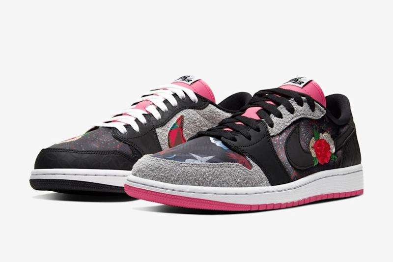 "Air Jordan I Low ""Chinese New Year"" — NIKE"