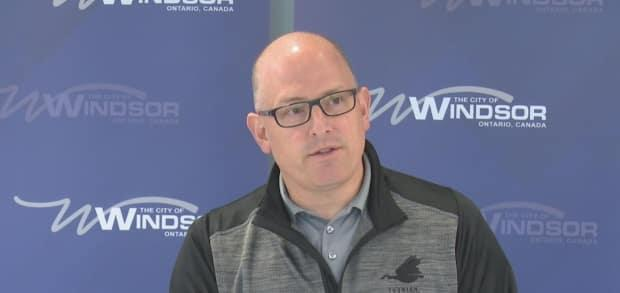 Windsor Mayor Drew Dilkens is critical of Ottawa's plan to allow municipalities and cities to ban handguns. (Dale Molnar/CBC - image credit)