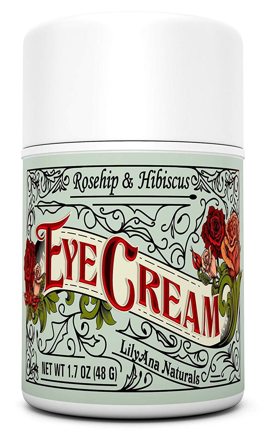 <p>Keep your sensitive under-eye skin moisturized with this luxurious <span>Rosehip and Hibiscus Eye Cream Moisturizer</span> ($20, originally $30).</p>