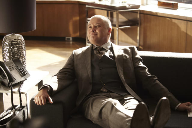"Conleth Hill as Edward Darby in the ""Suits"" Season 3 Premiere, ""The Arrangement."""