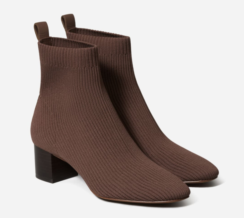 The Glove Boot in ReKnit in Tobacco