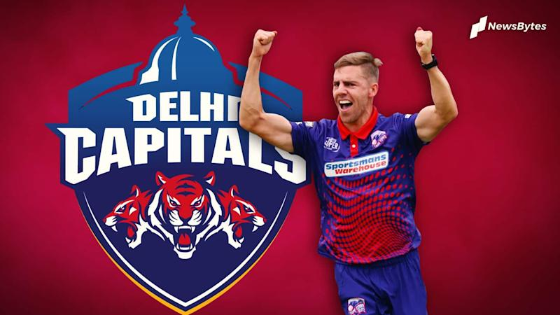 Delhi Capitals sign Anrich Nortje as replacement for Chris Woakes