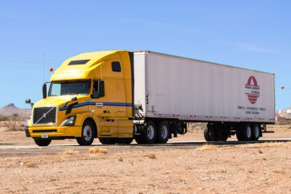 Trucking Rates Gain, But Continue To Face Headwinds