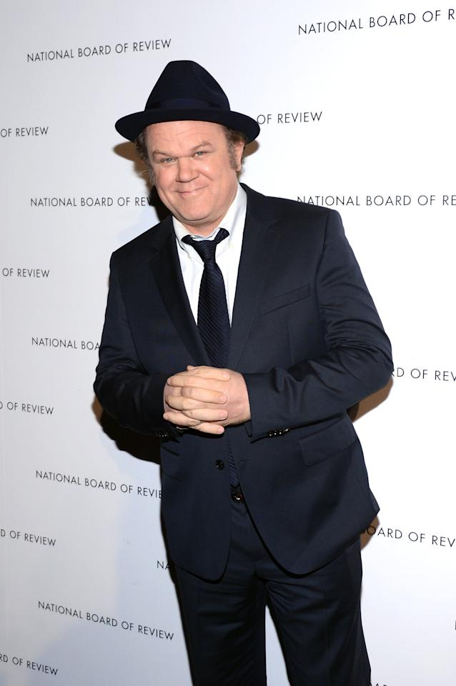 NEW YORK, NY - JANUARY 08:  Actor John C. Reilly attends the 2013 National Board Of Review Awards at Cipriani 42nd Street on January 8, 2013 in New York City.  (Photo by Stephen Lovekin/Getty Images)