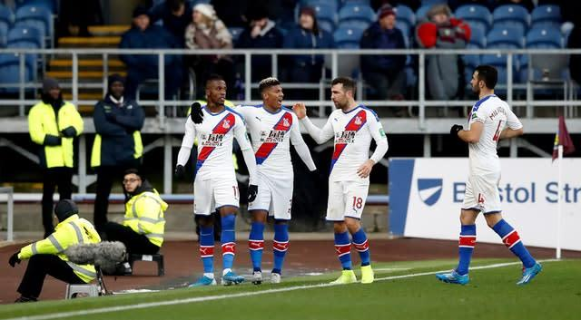 Crystal Palace had the 20th highest wage bill in Europe in 2018 (Martin Rickett/PA)