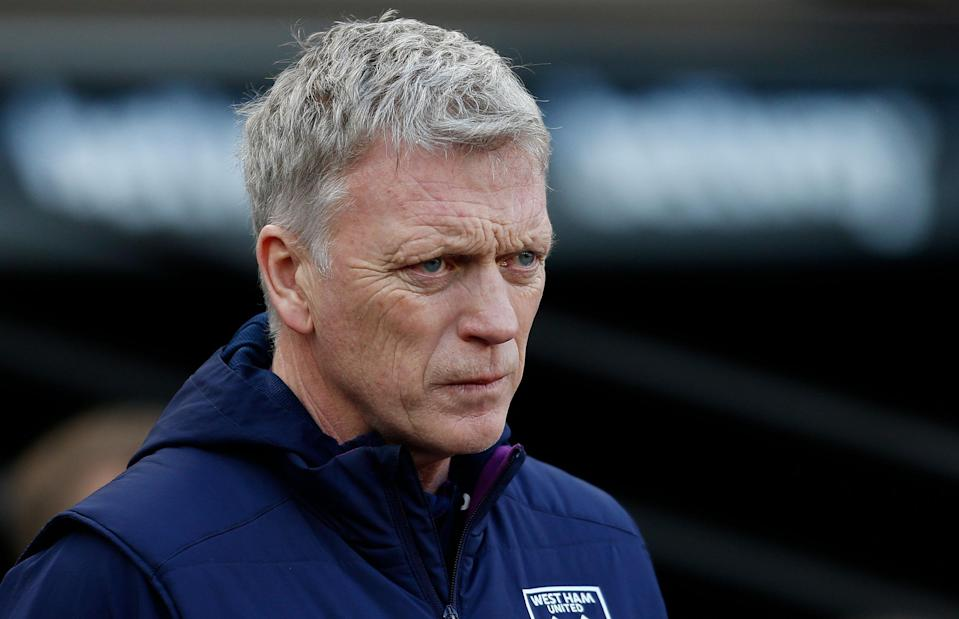 <p>Not so extinct: David Moyes</p> (AFP via Getty Images)