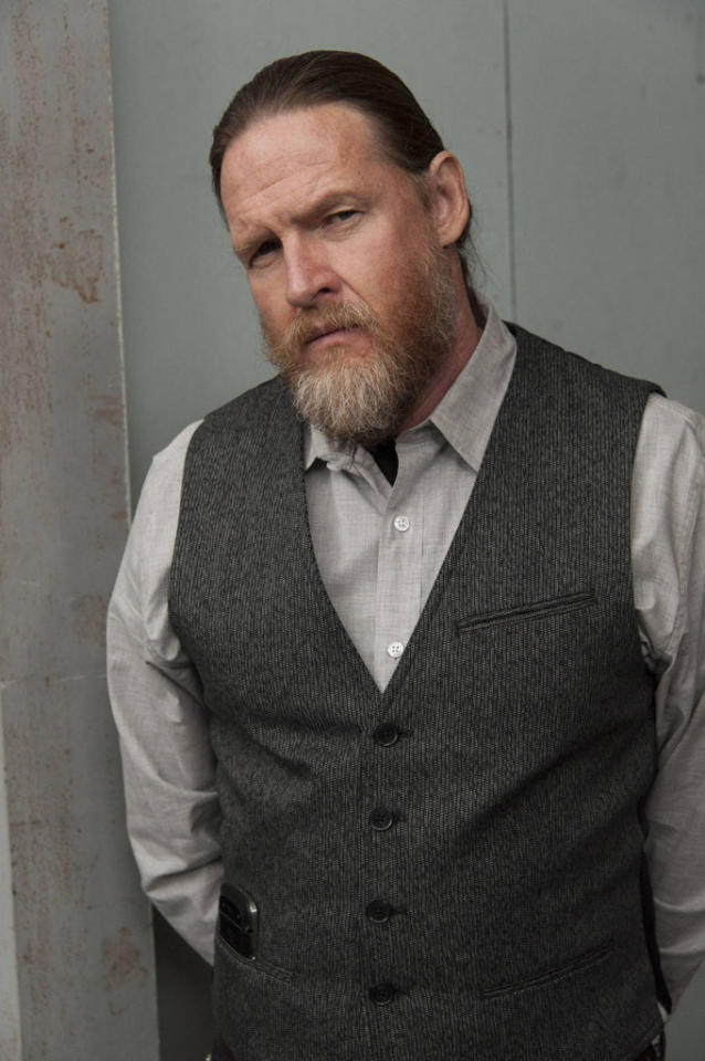 "Donal Logue as Lee Toric in the ""Sons of Anarchy"" episode, ""J'ai Obtenu Cette."""