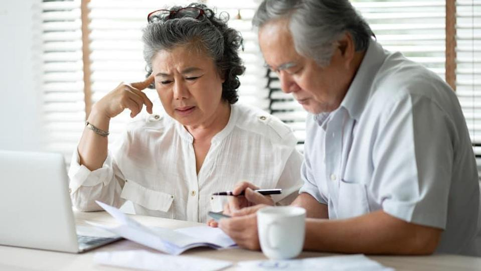 retirees and finances